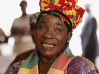 Bob Marley's Widow Rita Marley Gets Ghana Citizenship
