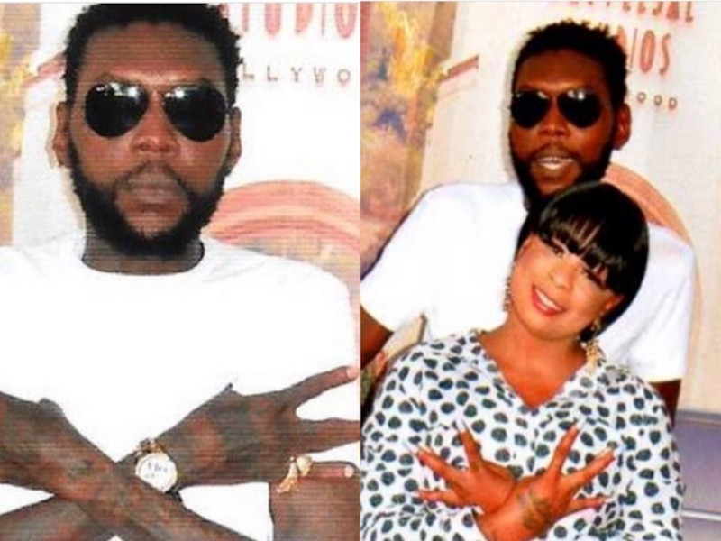 Vybz Kartel New Prison Photos Brings Back Old Gaza Memories With Lisa Hyper