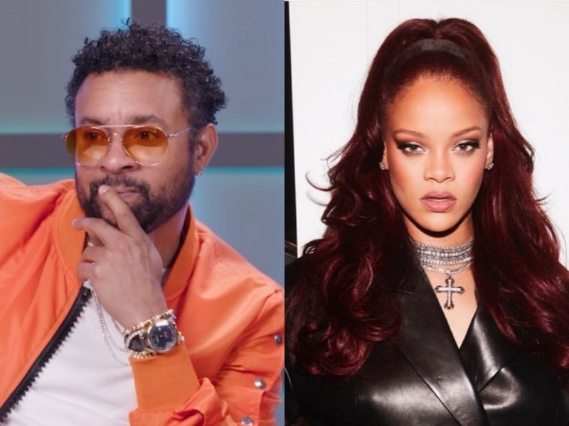 Reggae Super Star Shaggy Turns Down A Rihanna Feature For Her Reggae Album, Here is Why