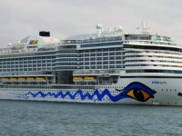 Cruise ship denied entry into St Lucia harbour today