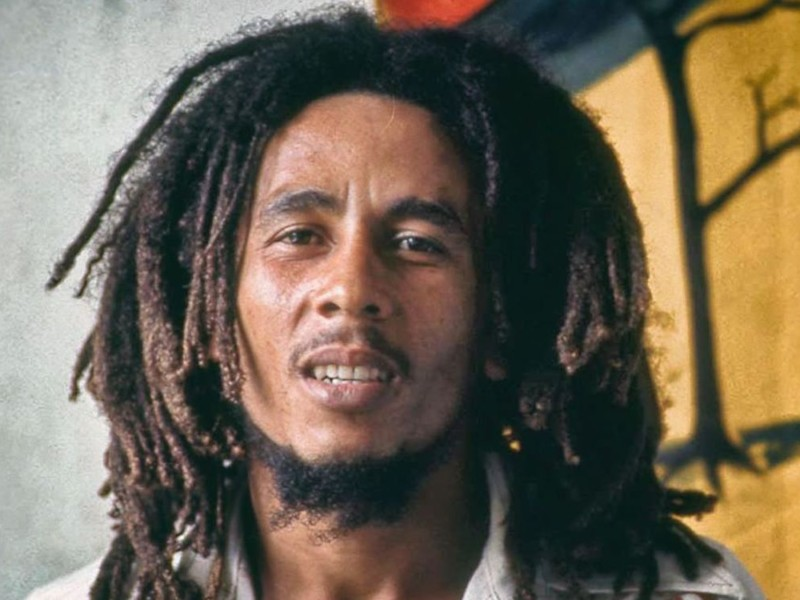"Bob Marley's Classic ""Redemption Song"" Gets New Visual On His 75th Birthday"