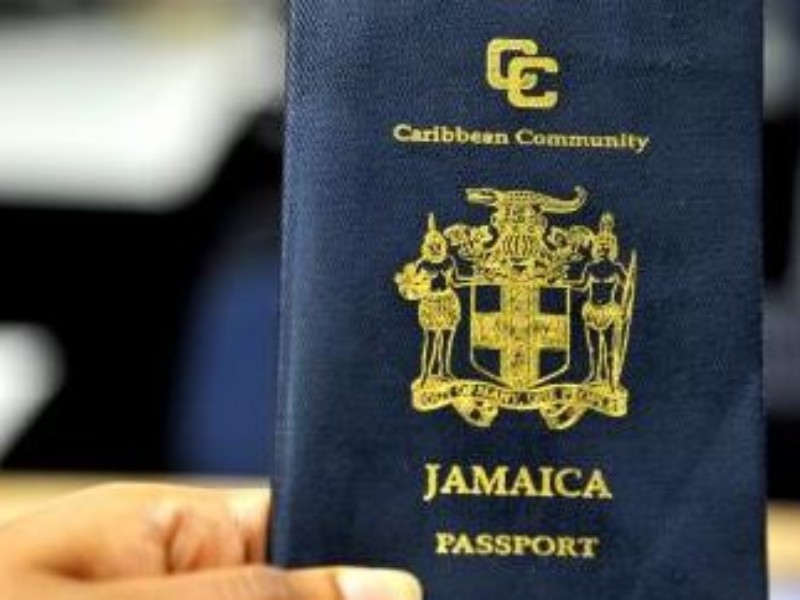 Jamaican passport among the lowest ranked in the Caribbean
