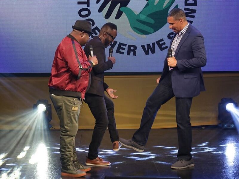 'Together We Stand' telethon raises $50 million for COVID-19 fight in Jamaica
