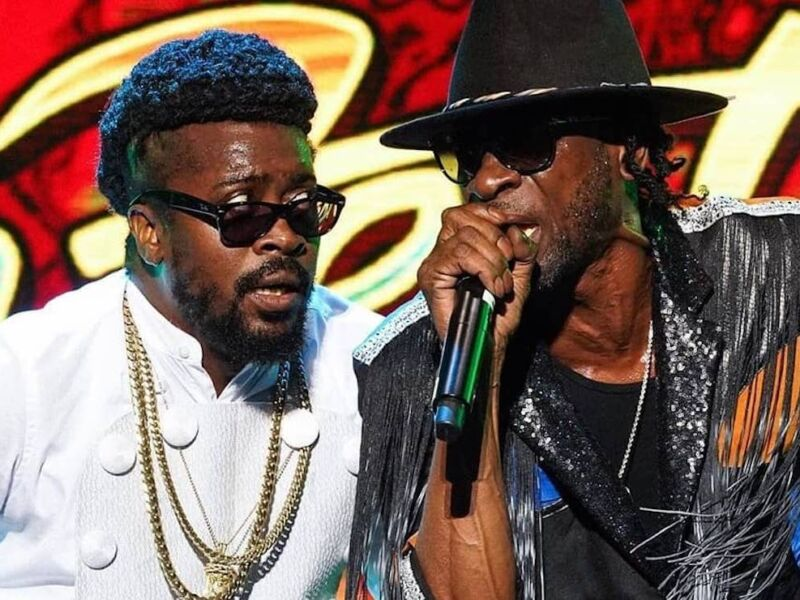 Beenie Man Says He And Bounty Killer Ready To Perform For Fans In The US