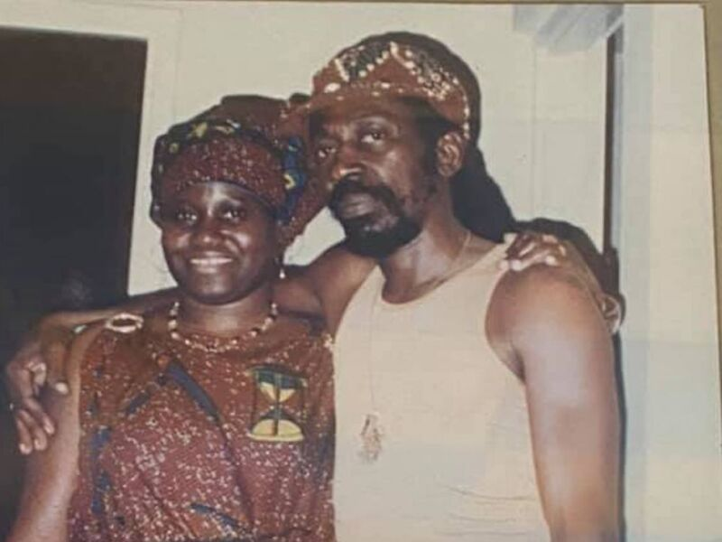 Reggae Legend Bunny Wailer's Wife Missing, Singer Pleads For Help