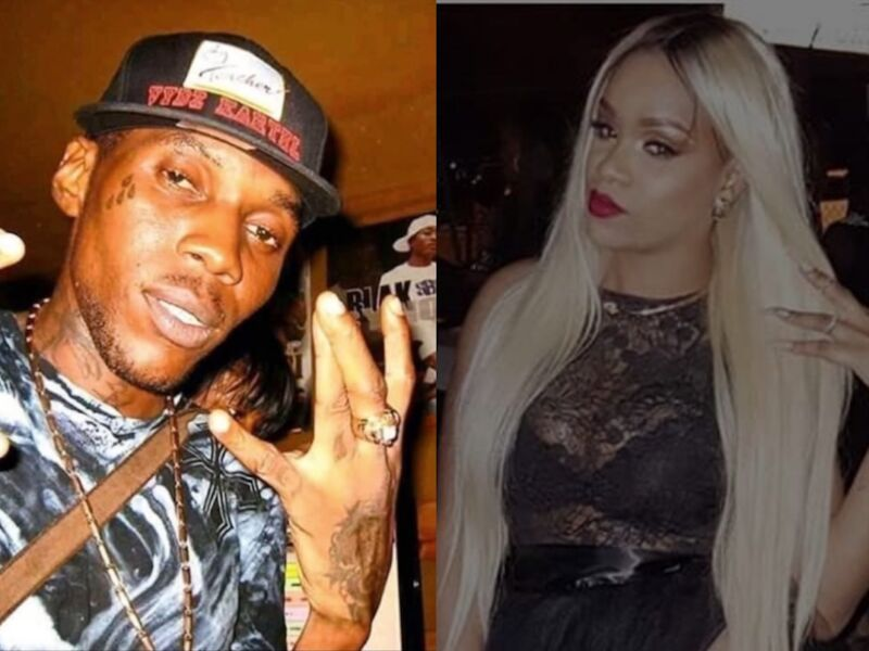 Vybz Kartel's Baby Mama Sherika Todd Looks Just Like Rihanna, Gaza Fans Are Shook