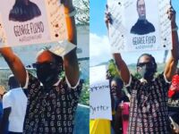 Dancehall Giant Bounty Killer, Konshens Join Protestors In Jamaica For George Floyd