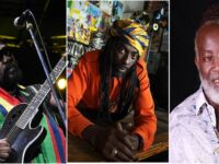 Reggae icons for Festival Song Competition