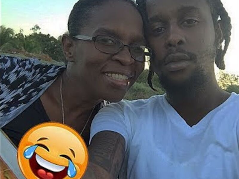 Popcaan Asks His Mom Miss Rhona To Promote His Music At Church, Here's Her Response