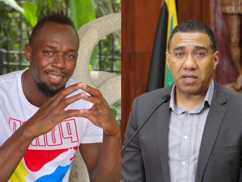 Usain Bolt Under Police Investigation, PM Andrew Holness Shutters Entertainment Industry Over COVID