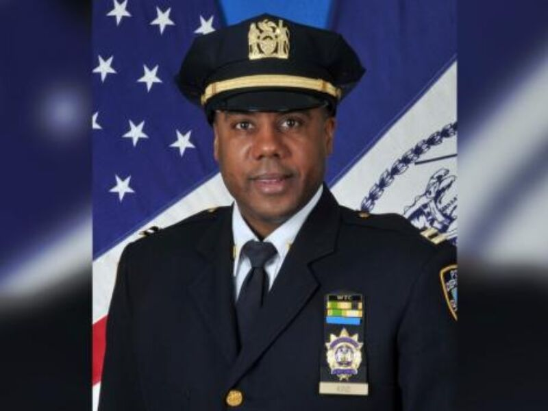 Jamaican Appointed New Head Of NYPD Special Victims Unit