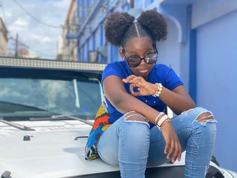 """I-Octane's 11-year-old daughter Octavia Makes Strong Dancehall Debut With """"Escape"""" (VIDEO)"""