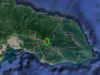 3.4 magnitude earthquake rattles sections of Jamaica