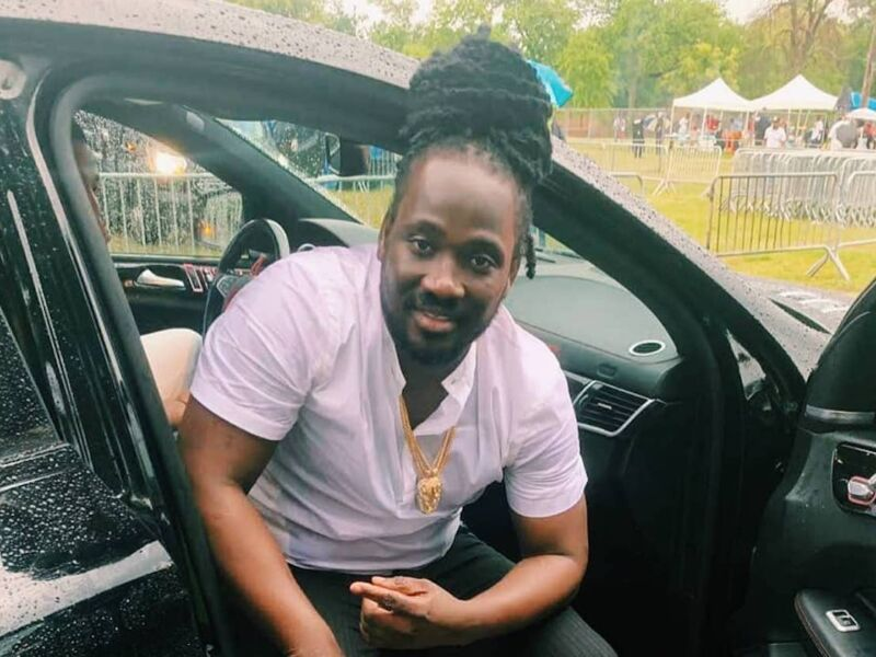 Dancehall Artist I-Octane Involved In Car Accident, Show Canceled