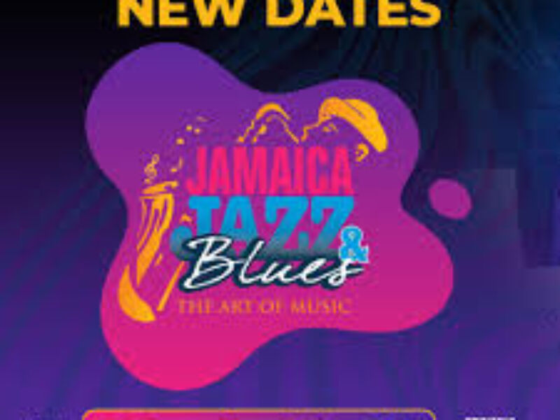 Jamaica Jazz and Blues Festival rescheduled to March