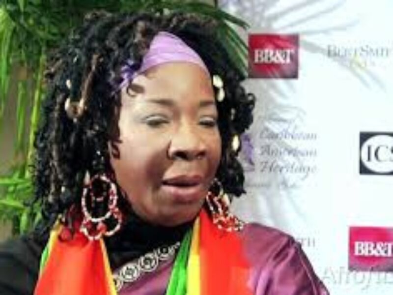 Bob Marley's Daughter Dismisses Reports Rita Marley Is Dead