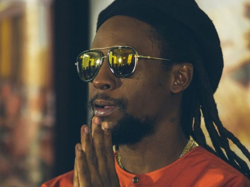 Jah Cure Accused of Scamming US Rapper… Listen Voice notes