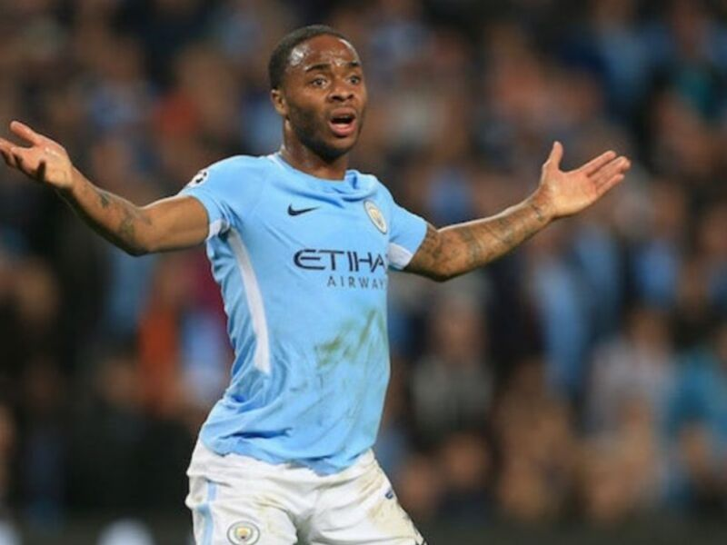 Raheem Sterling Receives Racist abuse on Twitter After Manchester City's Loss to Leeds (VIDEO)