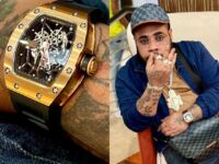 Dancehall Artist Squash Exposed For Fake US$570K Richard Mille Watch