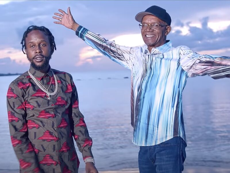 """Popcaan and Beres Hammond Drops """"A Mother's Love"""" Visual (VIDEO)"""